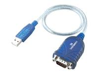 iTEC USBSEAD Kabeladapter (Blau, Transparent)
