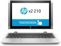 HP x2 210 G2 1.44GHz x5-Z8350 Intel® Atom™ 10.1Zoll 1280 x 800Pixel Touchscreen Silber Hybrid (2-in-1) (Silber)