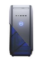 DELL Inspiron 5680 3.2GHz i7-8700 Midi Tower Intel® Core™ i7 der achten Generation Schwarz, Blau, Grau PC (Schwarz, Blau, Grau)
