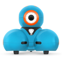 Apple Dash Programmierbarer Roboter (Schwarz, Blau, Orange)