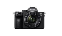 Sony α 7 III Systemkamera 24.2MP CMOS 6000 x 4000Pixel Schwarz (Schwarz)