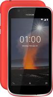 Nokia 1 4.5Zoll Dual SIM 4G 1GB 8GB 2150mAh Rot (Rot)
