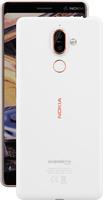 Nokia 7 plus 6Zoll Dual SIM 4G 4GB 64GB 3800mAh Kupfer, Weiß (Kupfer, Weiß)