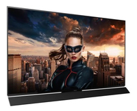 Panasonic TX-55FZW954 55Zoll 4K Ultra HD Smart-TV WLAN Anthrazit, Metallisch LED-Fernseher (Anthrazit, Metallisch)