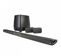 Polk Audio MagniFi MAX SR 5.1Kanäle 400W Schwarz Heimkino-System (Schwarz)
