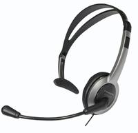 Panasonic RP-TCA430E-S Headset (Grau)