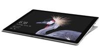 Microsoft Surface New Pro 128GB Schwarz, Silber Intel® Core™ i5 der siebten Generation i5-7300U Tablet (Schwarz, Silber)