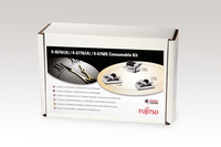 Fujitsu CON-3576-012A Scanner Verbrauchsmaterialienset Drucker-/Scanner-Ersatzteile (Mehrfarben)