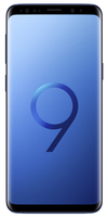 Samsung Galaxy S9 SM-G960F 5.8Zoll Dual SIM 4G 4GB 64GB 3000mAh Blau (Blau)
