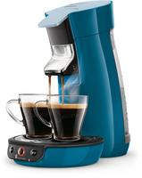 Senseo Viva Café Kaffeepadmaschine HD6563/70 (Blau)