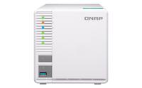 QNAP TS-328 NAS Desktop Eingebauter Ethernet-Anschluss Weiß NAS & Speicherserver (Weiß)