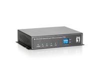 LevelOne Ethernet over VDSL2 Konverter (PSE) (Schwarz)