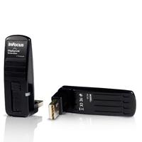 Infocus Wireless DisplayLink für kabellose Präsentation über USB (Schwarz)