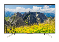 Sony KD-43XF7596 42.5Zoll 4K Ultra HD Smart-TV WLAN Schwarz LED-Fernseher (Schwarz)