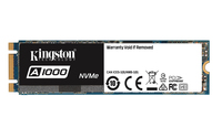 Kingston Technology A1000 240GB M.2 PCI Express (Schwarz, Blau, Weiß)
