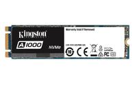 Kingston Technology A1000 960GB M.2 PCI Express (Schwarz, Blau, Weiß)