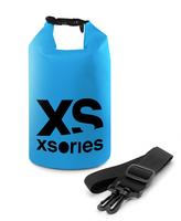 XSories Stuffler 8 L Messengerhülle Nylon, PVC, Plane Blau (Blau)