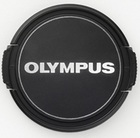 Olympus LC-40,5 Schwarz Objektivdeckel (Schwarz)