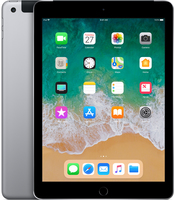 Apple iPad 32GB 3G 4G Grau Apple A10 Tablet (Grau)