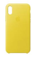 Apple MRGJ2ZM/A 5.8Zoll Hauthülle Gelb Handy-Schutzhülle (Gelb)