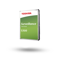 Toshiba S300 Surveillance Festplatte 5000GB Serial ATA III Interne Festplatte