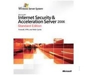 Microsoft ISA Server Std Ed, OLP B level, Software Assurance – Academic Edition, 1 processor license, EN