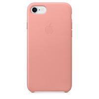 Apple iPhone 8 / 7 Leder Case – Zartrosa (Pink)