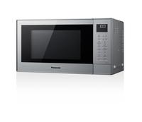 Panasonic NN-CT57 Arbeitsfläche Kombi-Mikrowelle 27l 1000W Silber (Silber)