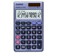 Casio SL-320TER Tasche Finanzrechner Grau Taschenrechner (Grau)