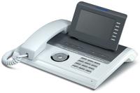 Unify OpenStage 40 LCD Grau, Weiß (Grau, Weiß)