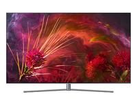 Samsung GQ65Q8FNGTXZG 65Zoll 4K Ultra HD 3D Smart-TV WLAN Silber LED-Fernseher (Silber)