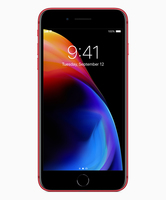 Apple iPhone 8 Plus 5.5Zoll Single SIM 4G 256GB Rot (Rot)
