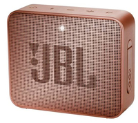 JBL GO 2 Mono portable speaker 3W Braun, Rot (Braun, Rot)