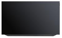 LOEWE 56441D50 65Zoll 4K Ultra HD Smart-TV WLAN Grau LED-Fernseher (Grau)