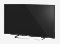 Panasonic FSW504 series TX-43FSW504 43Zoll Full HD WLAN Schwarz LED-Fernseher (Schwarz)