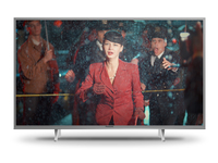 Panasonic TX-43FXW654S 43Zoll 4K Ultra HD Smart-TV WLAN Schwarz LED-Fernseher (Schwarz)