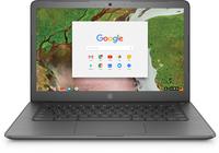 HP Chromebook 14 G5 1.10GHz N3350 Intel® Celeron® 14Zoll 1920 x 1080Pixel Schwarz Chromebook (Schwarz)