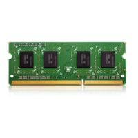 QNAP 2GB DDR3L 1600MHz SO-DIMM 2GB DDR3L 1600MHz Speichermodul
