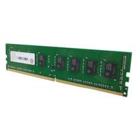 QNAP RAM-4GDR4A1-UD-2400 4GB DDR4 2400MHz Speichermodul (Grün)
