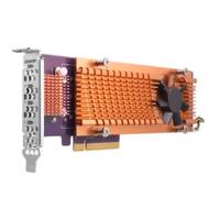 QNAP QM2 Eingebaut M.2, NVMe Schnittstellenkarte/Adapter