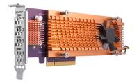 QNAP QM2-4P-384A Eingebaut PCIe Schnittstellenkarte/Adapter