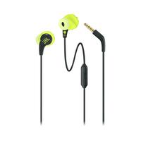 JBL Endurance RUN im Ohr Binaural Verkabelt Schwarz, Gelb Mobiles Headset (Schwarz, Gelb)