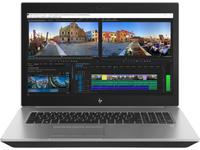 HP ZBook 17 G5 2.60GHz i7-8850H Intel® Core™ i7 der achten Generation 17.3Zoll 1920 x 1080Pixel Silber Mobiler Arbeitsplatz (Silber)