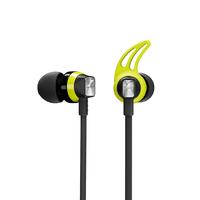 Sennheiser CX Sport Schwarz, Gelb Im Ohr im Ohr Kopfhörer (Schwarz, Gelb)