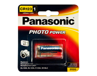 Panasonic CR-123APA/1B Batterie