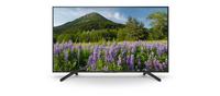 Sony KD-65XF7005 64.5Zoll 4K Ultra HD Smart-TV WLAN Schwarz LED-Fernseher (Schwarz)