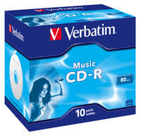 Verbatim Music CD-R