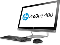 HP 440 G3 2.9GHz G4560T Intel® Pentium® 23.8Zoll 1920 x 1080Pixel Silber All-in-One-PC (Silber)