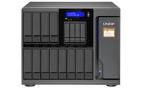 QNAP TS-1635AX NAS Desktop Eingebauter Ethernet-Anschluss Schwarz (Schwarz)