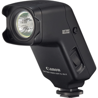 Canon VL-10Li II 10 Watt Video Light (Schwarz)